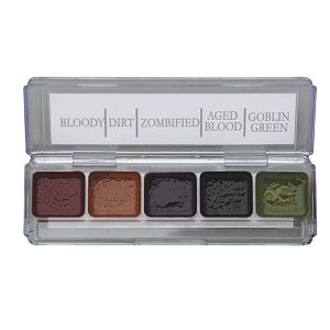 FLEET STREET TOOTH LACQUER PALETTE 2